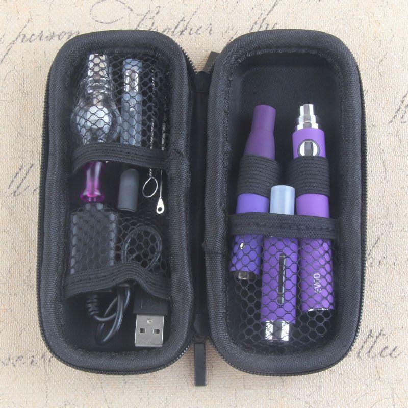 yunkang 4 in 1 Dry herb vaporizer evod mini kit dry Herbal vaporizer wax Vape pen 650/900/1100mah battery MT3 cbd CE3 atomizer