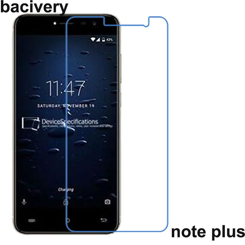 Nano Explosion-proof Soft Screen Protector for Cubot note plus New Film (NOT Glass)
