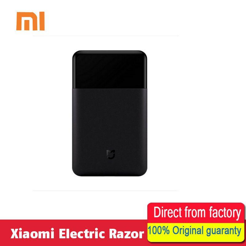 Xiaomi Mijia Portable Electric Razor USB Rechargeable 60HRC Japan Steel Mens Travel For xiaomi mi smart home