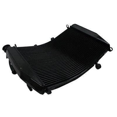 Motorcycle Replacement Radiator Cooling For Kawasaki Ninja ZX-9R ZX900F ZX9R 1998-2003