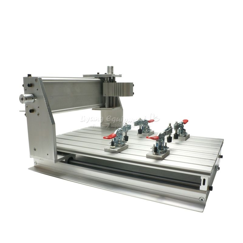 wood cnc router 3040Z-DQ mill frame aluminum table alloy engraving machine part