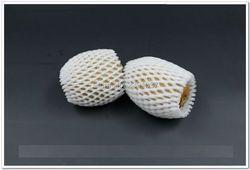 Grosir Baru 2000 Potongan 6X5 Cm Putih EPE Busa Mesh Lengan Net Tebal Buah Busa Lengan Net untuk kecil Mangga Bahan Kemasan