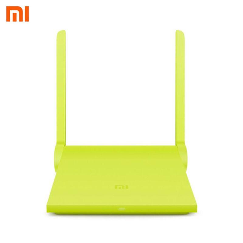 Anglais Version APP 2.4 GHz/5 GHz Dual Band 1167 Mbps Soutien Wifi 802.11ac Xiaomi Mi Sans Fil USB Smart téléphone APP Mini Routeur