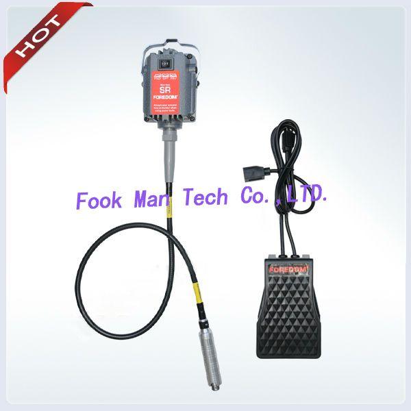 Free Shipping Foredom SR Flex Shaft machine Jewelry Polishing Machine Jewelry Machine for polishing and finishing