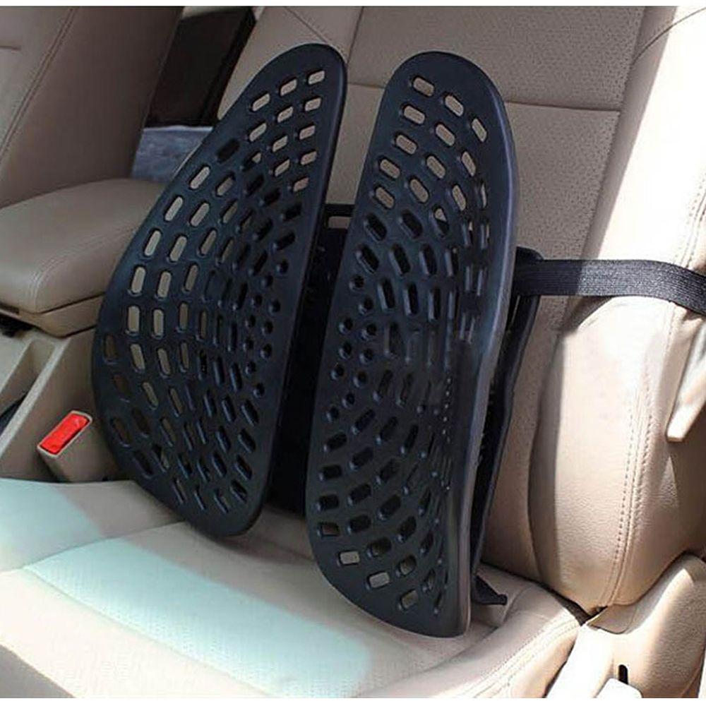 Universal Back Waist Brace Support Car Back Cushion Car Back Seat Support Seat Supports Car Styling Lumbar Pad