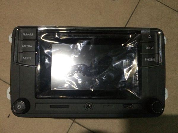 Автомобиль Bluetooth Радио новые версии MIB RCD510 rcn210 rcd330 rcd330g для Гольф 5 6 Jetta CC Tiguan Passat 6rd 035 187 6rd035187