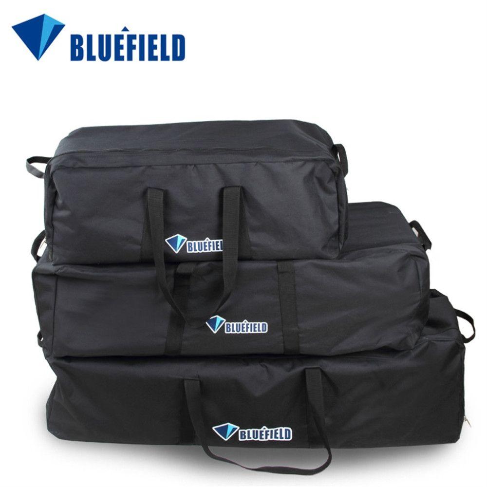 Bluefield 55l 100l 150l открытый рюкзак Чемодан огромный Ёмкость Водонепроницаемость Велоспорт Пеший Туризм Путешествия Чемодан
