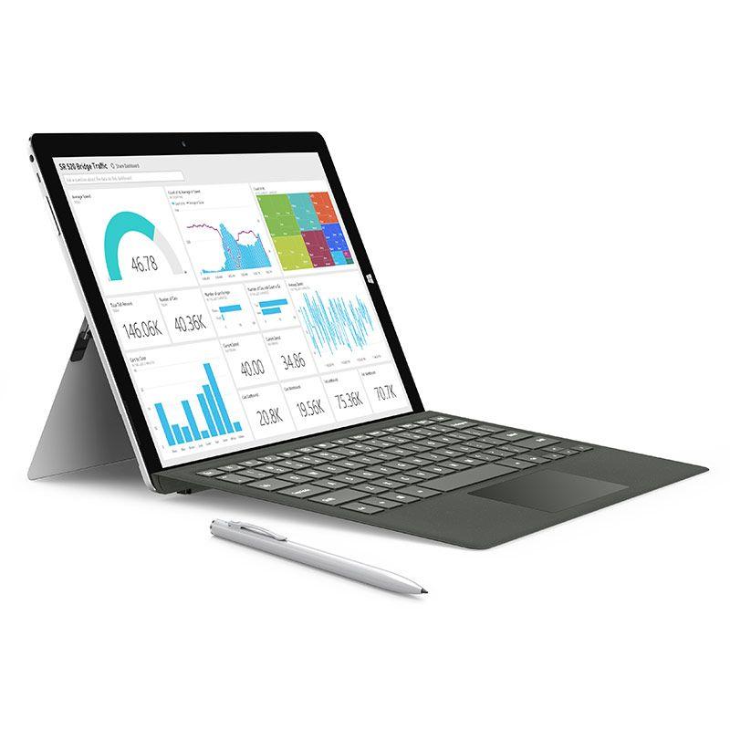 12.2 inch Teclast x5 Pro 2 в 1 Планшеты PC Оконные рамы 10 IPS емкостный Экран Intel kaby Lake core m3-7y30 4 ядра 1.0 ГГц 8 ГБ ra