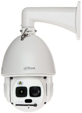 Original english Dahua auto tracking PTZ IP Camera SD6AL245U-HNI 2Mp HD 45x Laser PTZ Dome Camera With Hi-POE SD6AL245U-HNI