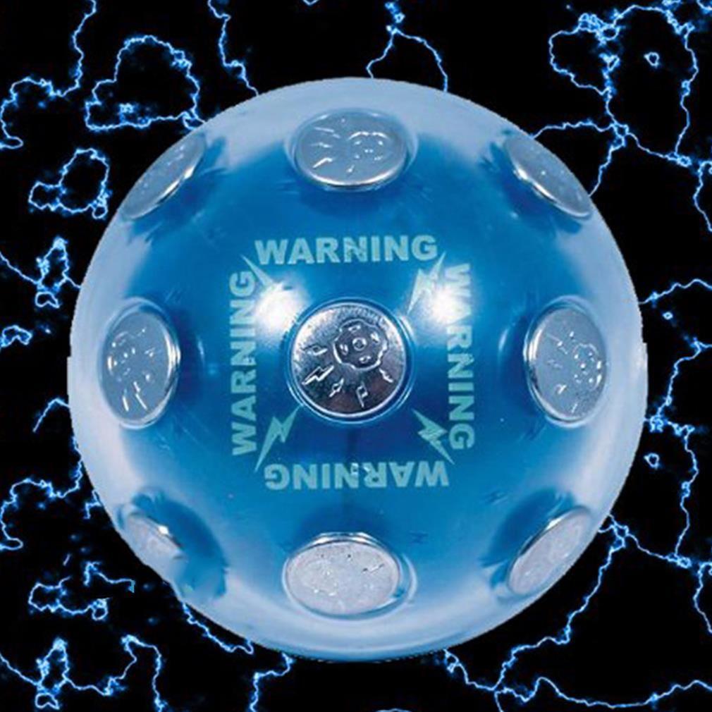 Электрическим током шокирует светящийся шар игры x'mas партии Развлечения игрушка в подарок Новинка; Лидер продаж!