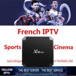 Français IPTV 12 Mois Français/Arabe/Pays-Bas/USA/UK/CA/Portugal/Canada/ pologne/Bein sport/Inde IPTV VOD Soutien m3u