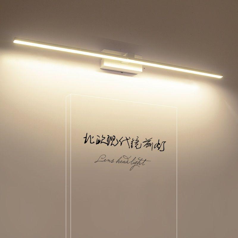 Modern LED Mirror light vanity lighting Nordic Wall lamps makeup fixtures barbershop dressing table illumination bathroom lights
