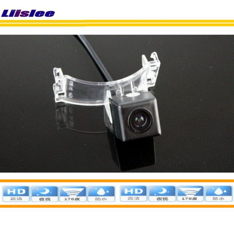 Liislee HD CCD Night Vision / Car Rear View Camera / Back Up Reverse Camera For Nissan Lafesta Highway Star B35 2011~2015