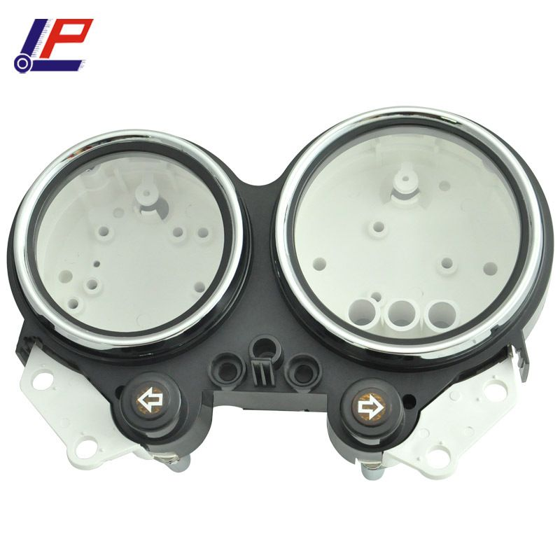 LOPOR For Honda X4 CB1300 1997-2000 CB 1300 X-4 97-00 Motorcycle Gauges Cover Case Housing Speedometer Tachometer Instrument