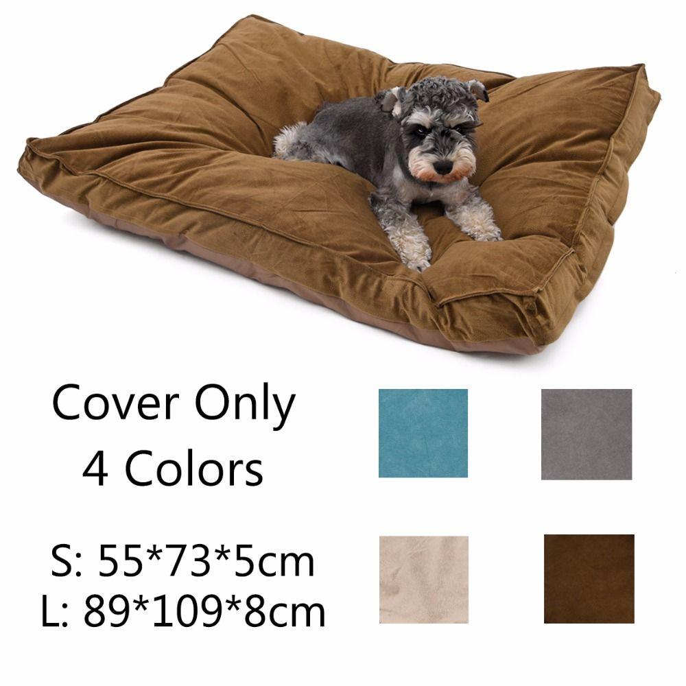 Tapis pour animaux de compagnie couvre chaud doux chaud chien coussin couvre Durable chien chat lit couverture Pet tapis grand chien lit tapis couverture 4 couleurs chien produits