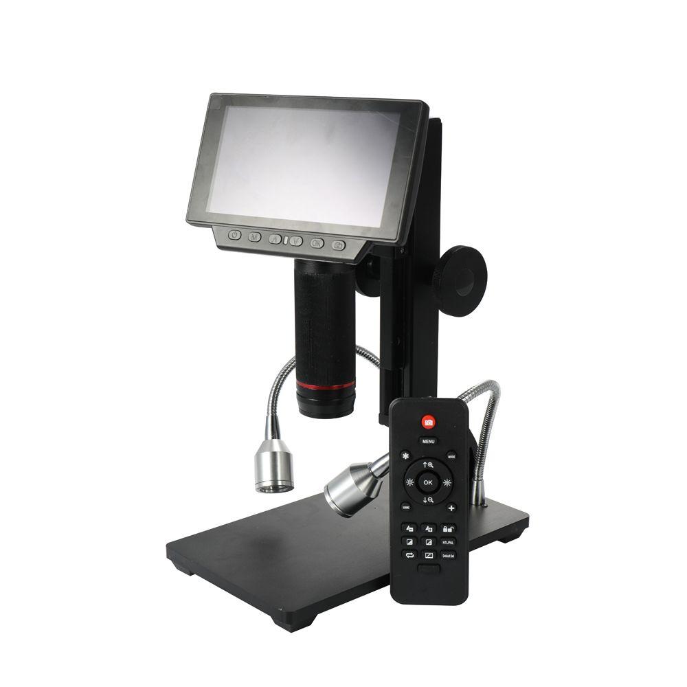Andonstar ADSM302 Industrial Maintenance Digital Display Electronic Microscope Magnifier with Remote Control Microscopio USB