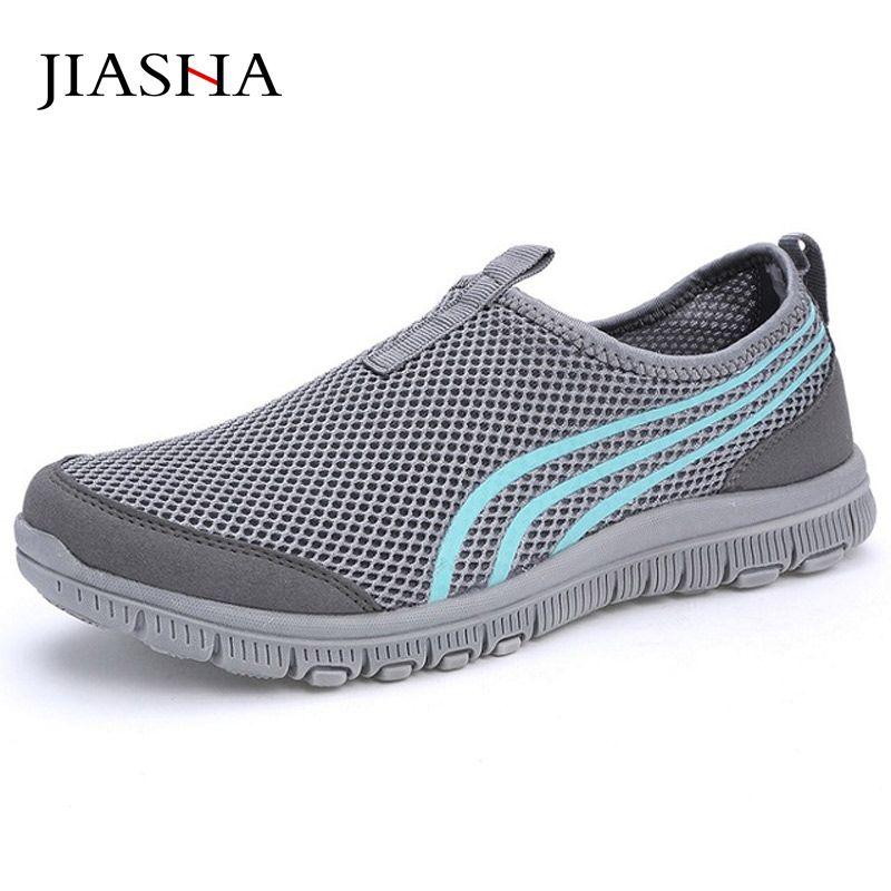 Men shoes 2017 Summer Shoes Lightweight Comfortable Mesh Breathable Shoes Men