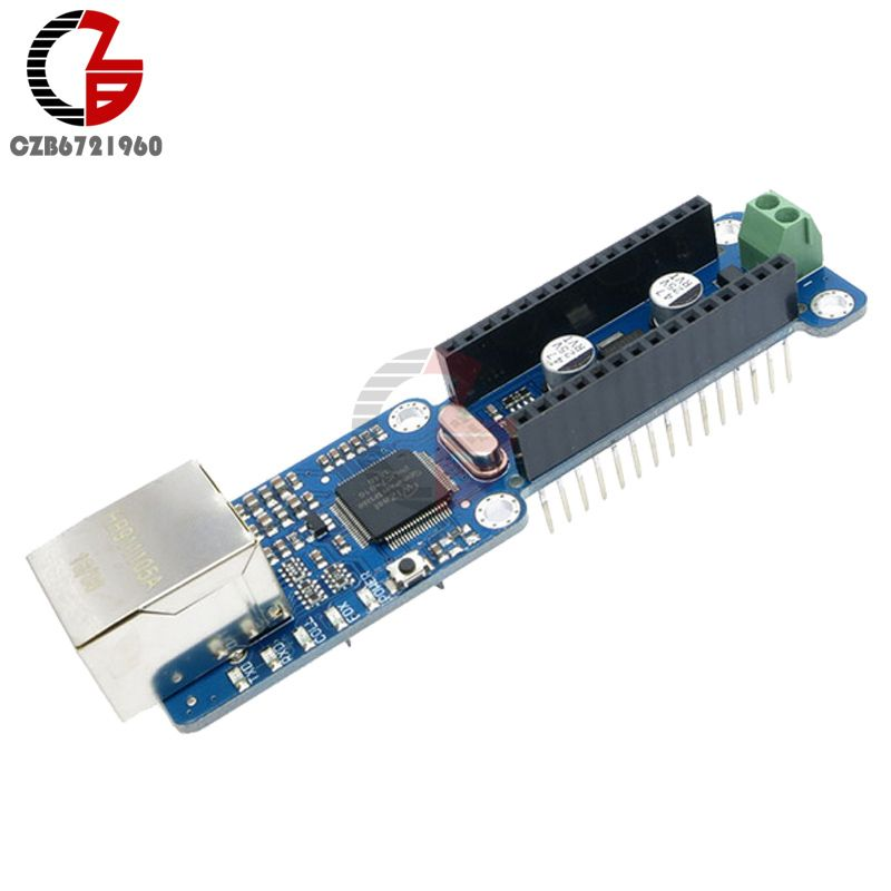 Ethernet NANO W5100 Ethernet Shield LAN Network Module Micro-SD Support TCP UDP For Arduino V3.0 R3 UNO MEGA 2560 ONE