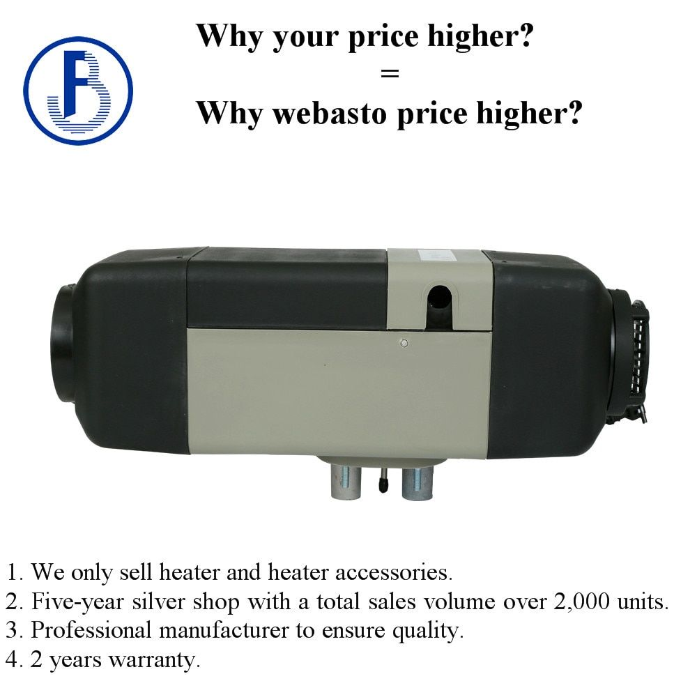 Free shipping 2018 Air Parking Heater 5KW 12V diesel similar to webasto heater ( not original )