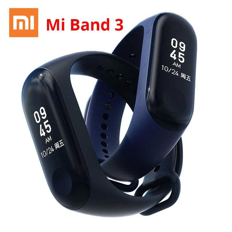 Xiaomi Mi Band 3 Smart Wristband With 0.78