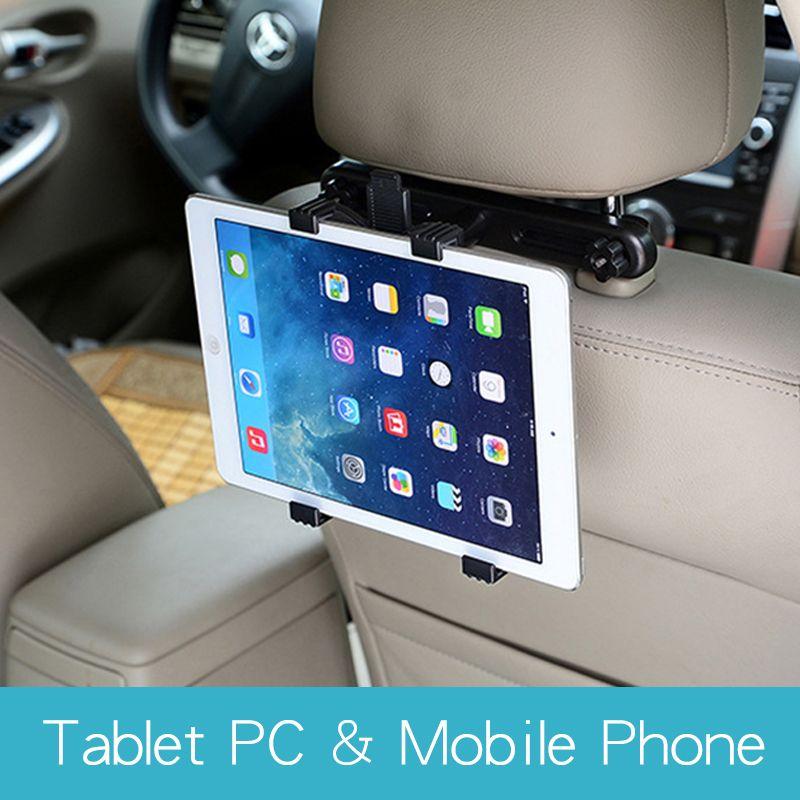 Tablet Auto Halter Stehen Unterstützung Auto Rücksitz Halter 360 Grad Drehbare für Universal 7-12 zoll Tablet Mobile telefon