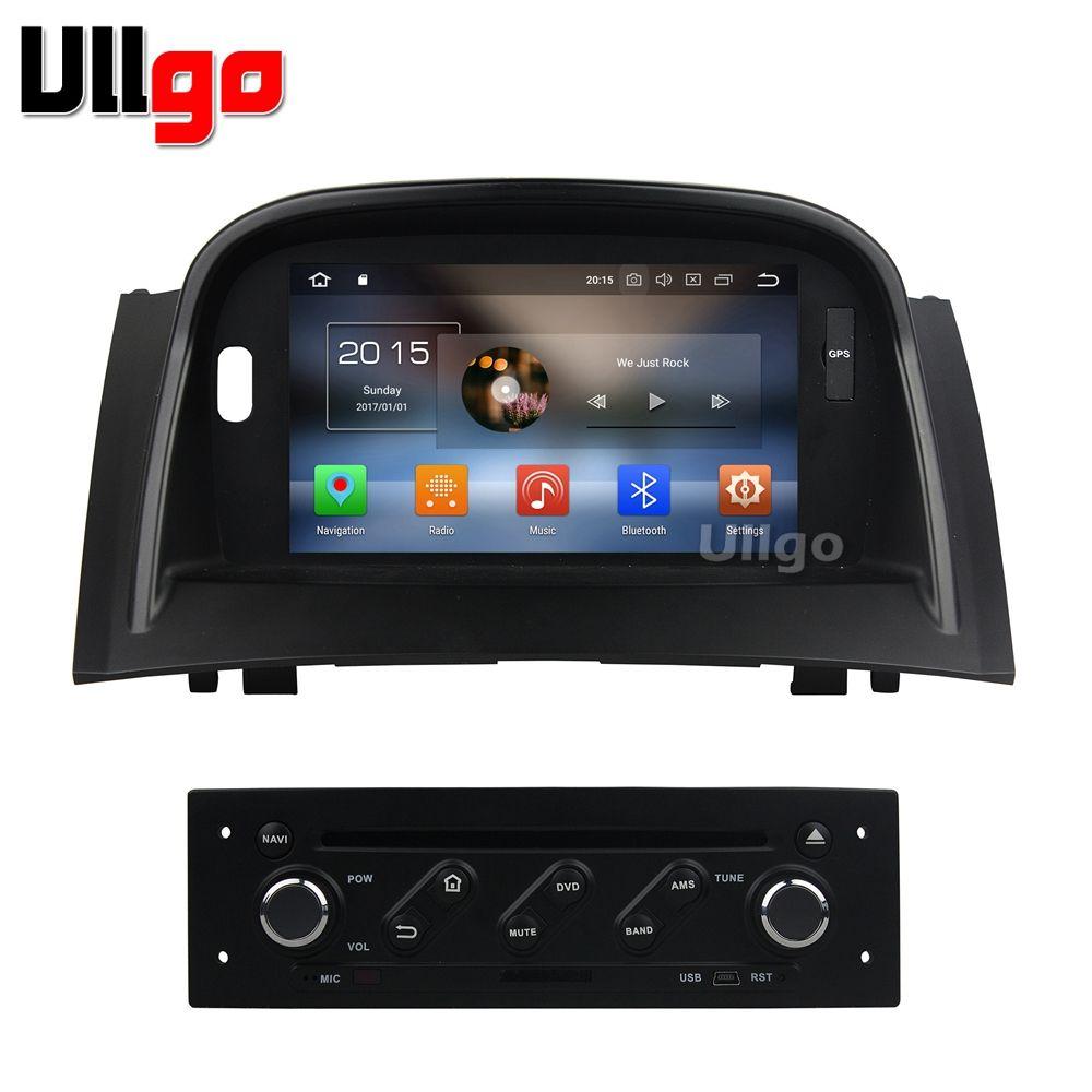 7 zoll 4 gb RAM Android 8.0 Auto Kopf Einheit für Renault Megane 2 2004-2009 Autoradio GPS mit BT radio RDS Mirrorlink Wifi