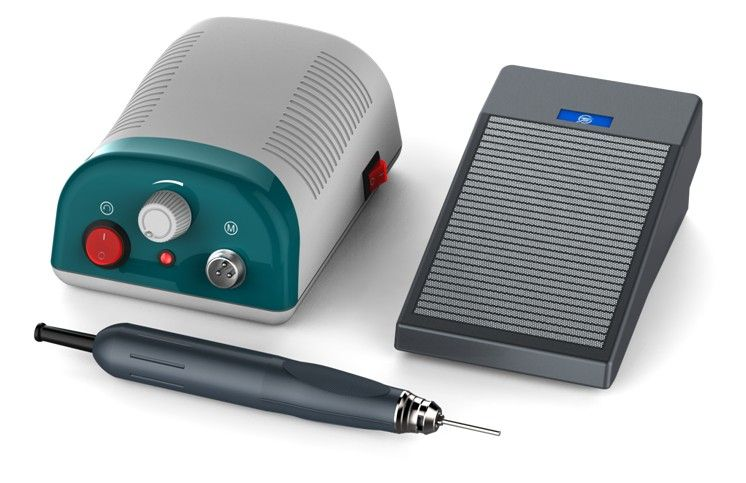 Professional 90 Watt 50000 RPM Brushless grinding machine Electric Nail Manicure Pedicure Machine Polisher For Nail Art
