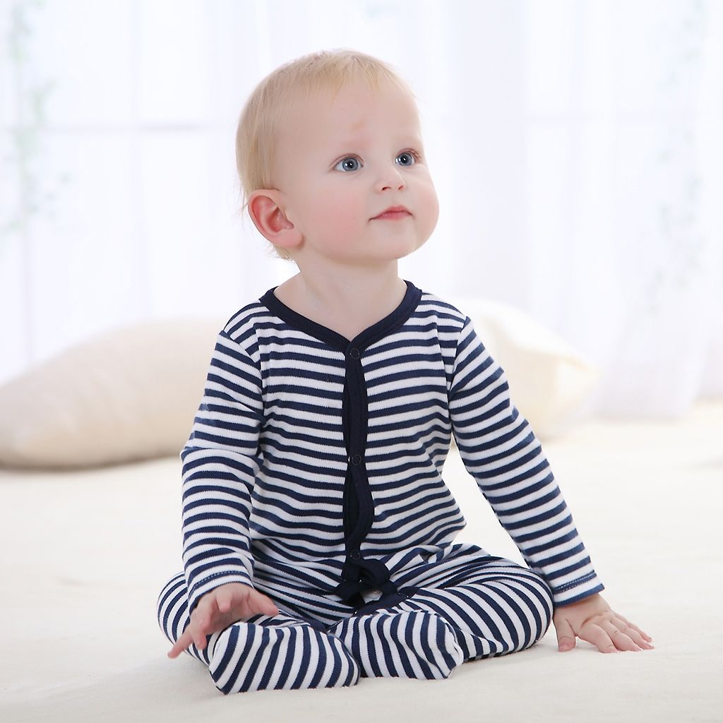 Unisex Newborn Toddler Baby Boy Girl Rompers 2018 New Newborn jumpsuits Clothes Long Sleeve Infant Product Cotton Clothing Baby