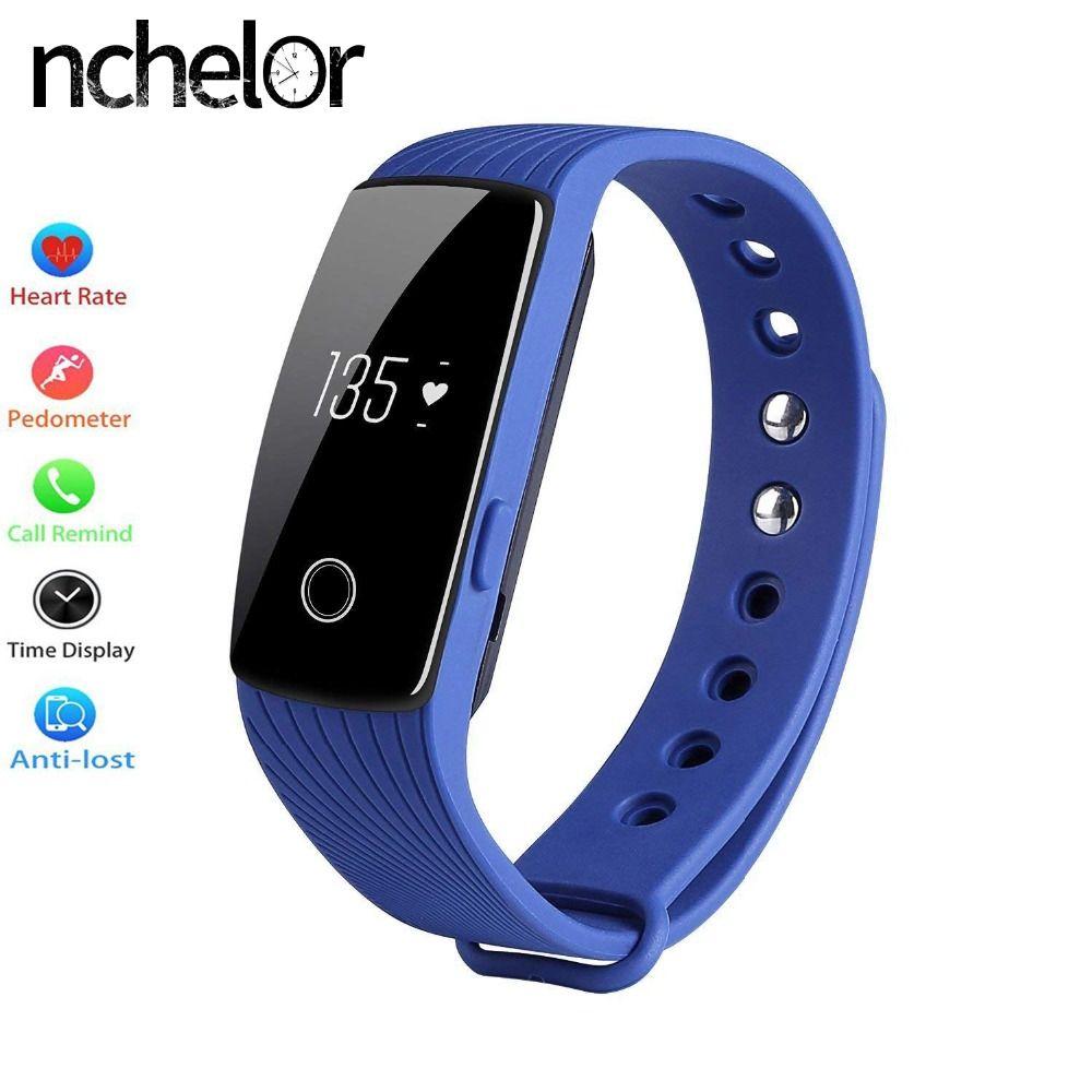 High Cost Performance Smart Watch Heart Rate Pedometer Multi-language Smart Waterproof Watch Men Women Smart Bracelet