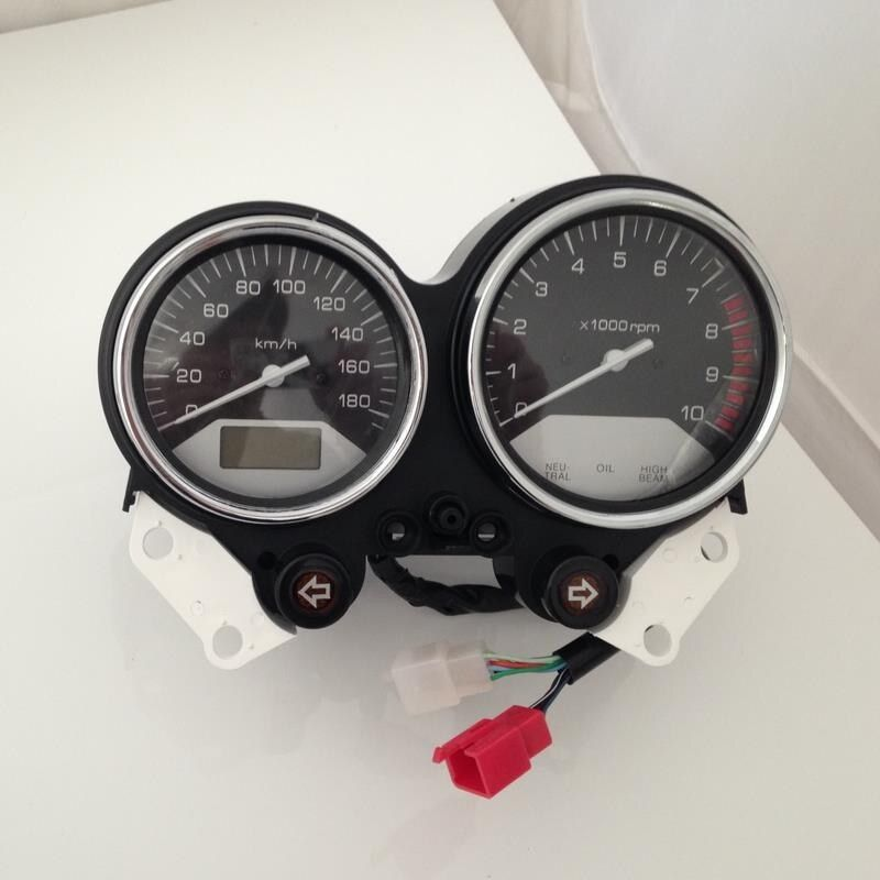 LOPOR For Honda CB1300 X4 1997-2002 CB 1300 97 98 99 00 01 02 Motorcycle Gauges Speedometer Tachometer Odometer Cluster Assembly