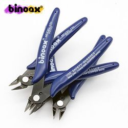 1pcs  Electrical Wire Cable Cutters Cutting Side Snips Flush Pliers Nipper Hand Tools Herramientas  #P00337#