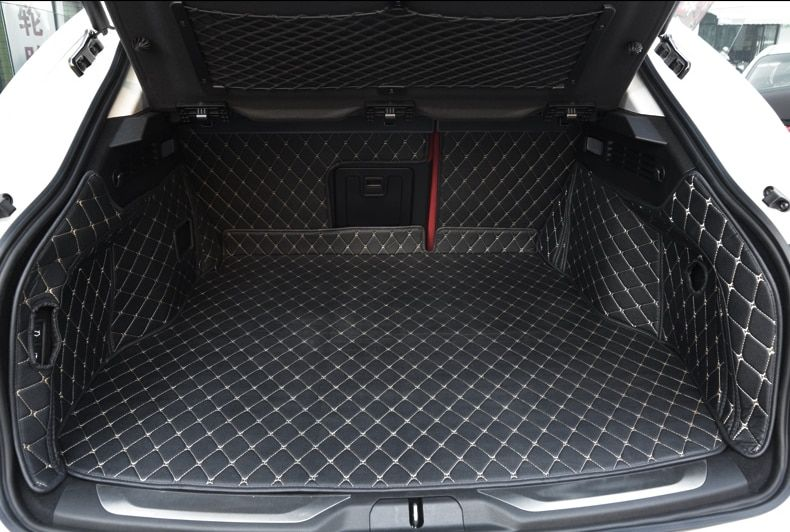 Good mats! Special trunk mats for Maserati Levante 2018-2016 waterproof cargo liner boot carpets for Levante 2017,Free shipping