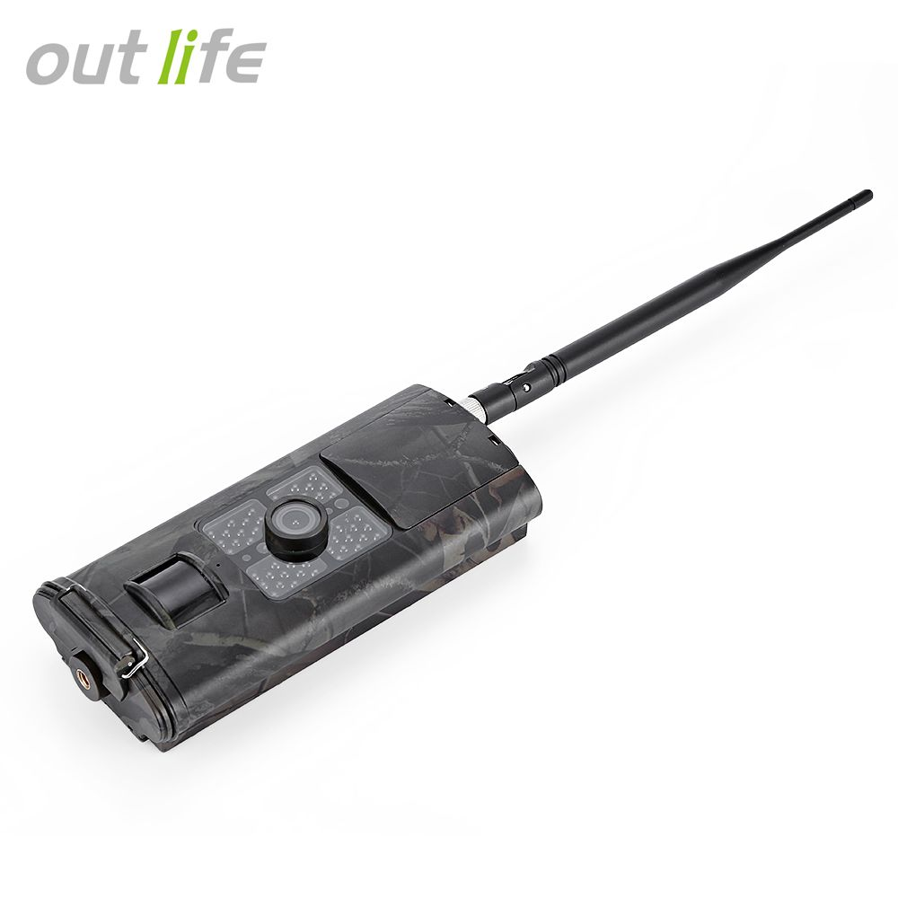 Outlife HC - 700G 3G SMS GSM 16MP 1080P Infrared Night Vision Wildlife Hunting Camera Trail Camera Animal Scouting Device