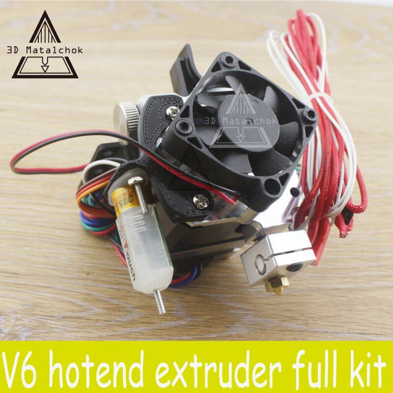 3D Printer part Titan Aero Extruder Full Kit with NEMA 17 Stepper Motor + bltouch(auto leveling sensor)for Anet A8 A6 CR-10 i3