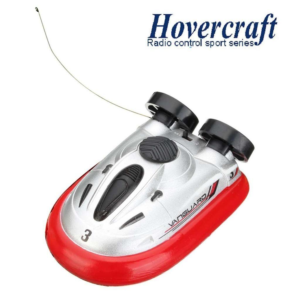 Offre spéciale nouveauté 4 couleur Mini Micro I/R RC télécommande Sport Hovercraft vol stationnaire bateau jouet 777-220 FSWB