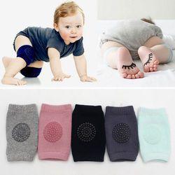 Caliente bebé recién nacido niña Seguridad arrastre codo Cojines niños rodilleras protector protectores de la esquina para 0-3y