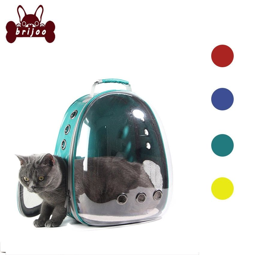 Pet Bag Dog Backpack Cat Shoulder Backpack Pet Travel Cave Outside Portable Bag Pet Products for Kitty Puppy and Small Dog