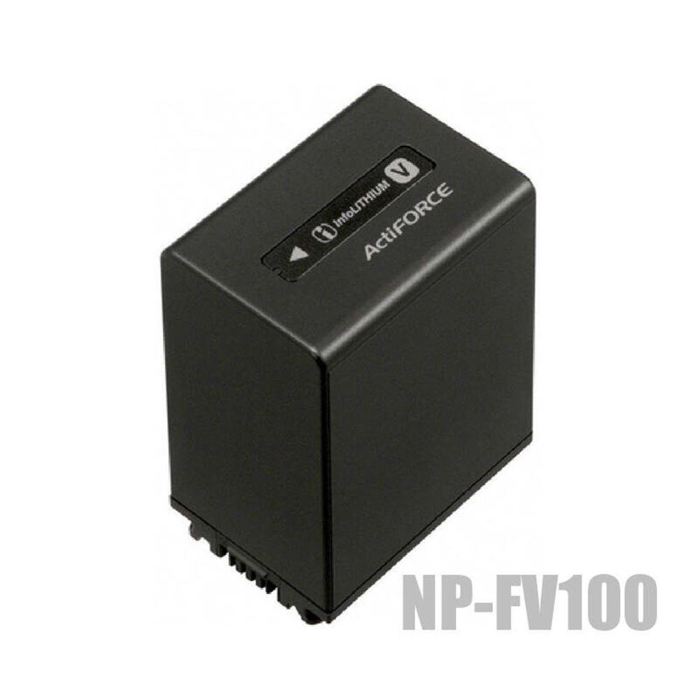 NP-FV100 NPFV100 Digital Camera Battery NP-FV100 lithium batteries pack For Sony NP-FV50 HDR-XR550 HDR CX150E CX760 PJ760 PJ790