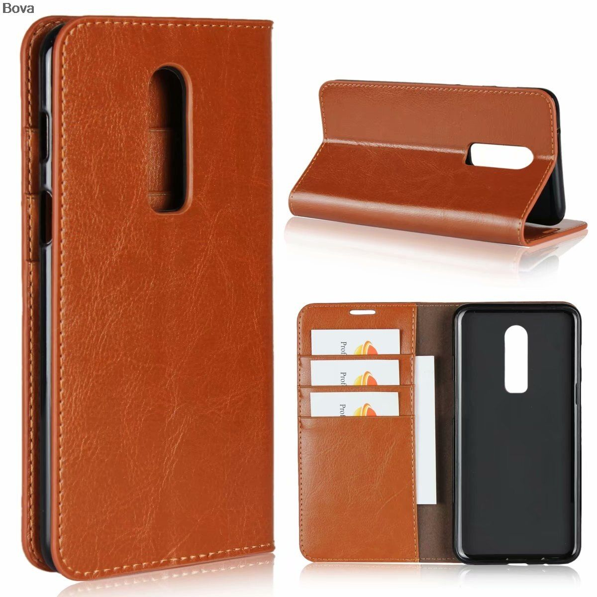 Deluxe Wallet Case For Oneplus 6 1+6 premium leather Case For OnePlus 6 1+6 Flip Protective Cover Bags coque capa fundas