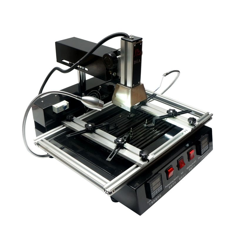 LY M770 Infrared BGA rework machine soldering station,upgraded from M760, for Leaded & lead-free working
