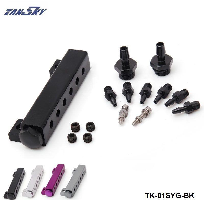 Vacuum Manifold Kit fit Turbo Boost Intake Manifold 1/8