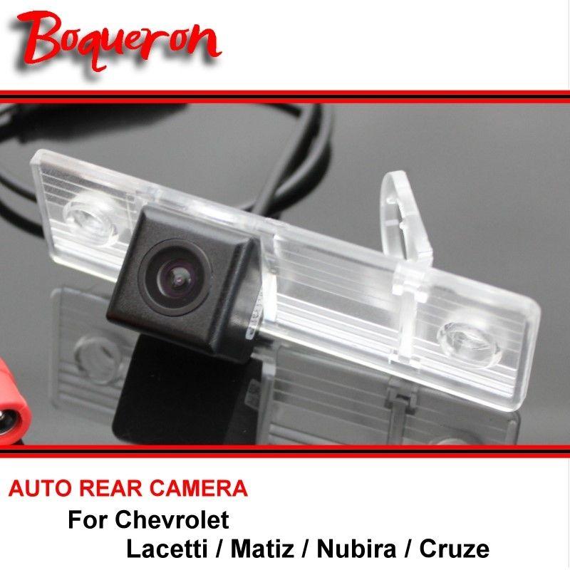 For Chevrolet Lacetti / Matiz / Nubira / Cruze HD CCD Car Rearview Parking Reverse Backup Rear View Camera Night Vision