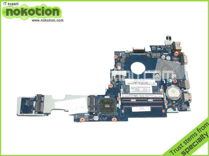 NOKOTION MB.SFT02.001 For Acer Aspire One 722 Laptop motherboard C60 CPU Onboard DDR3 LA-7071P MBSFT02001