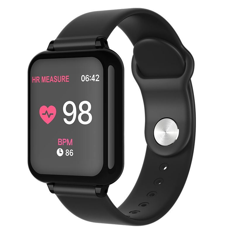 CHKEPZ B57 Smart Band 2018 Blood Pressure Smart watch Heart Rate Monitor Fitness Bracelet Men Women Sport Wristband Waterproof