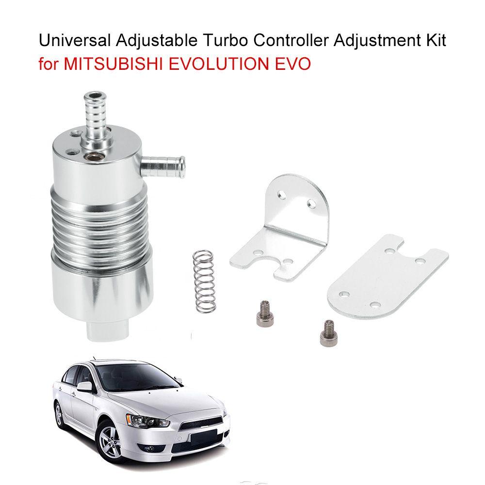 Universal Adjustable Turbo Controller Adjustment Kit for MITSUBISHI EVOLUTION EVO 8 9 SUB ARU WRX STI