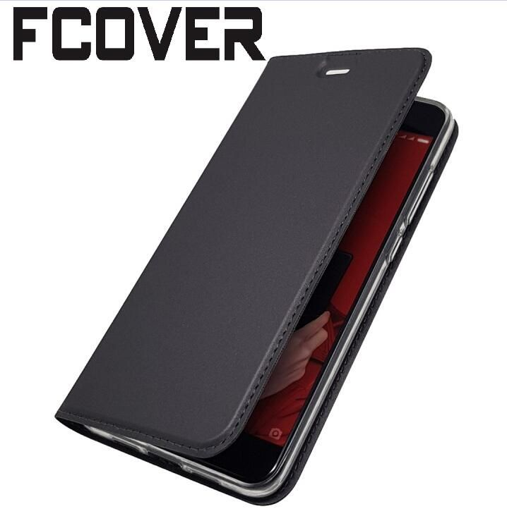 For OnePlus 5T Flip case Magnetic Book Oneplus 5 Leather Case Protective Shell Wallet Cover