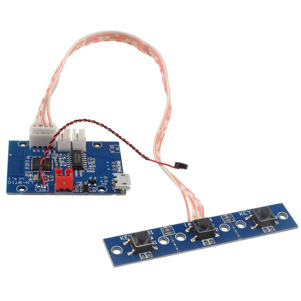 5Wx2 double canaux Bluetooth 4.1 stéréo Audio amplificateurs de puissance conseil kit de bricolage livraison gratuite 12002472