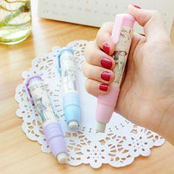 Рекламные канцелярские принадлежности ластик съемный комбинированный милый стиль ластик для студентов новые школьные принадлежности дет...