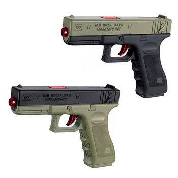 Пластик Безопасный пистолет orbeez оружие пистолет Gunshot Малыш обувь для мальчиков подарок игрушка для игр на открытом воздухе детей Рождество