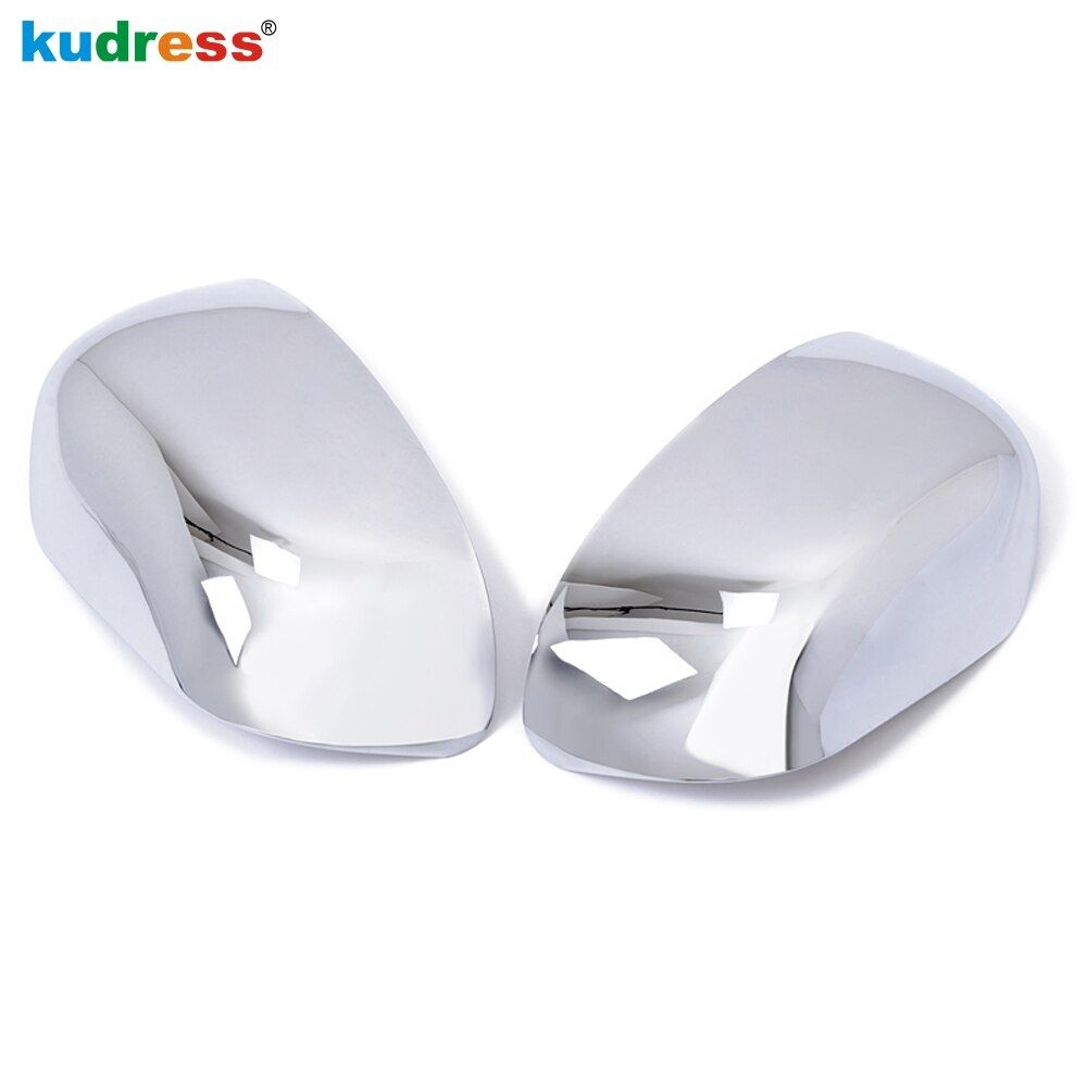 For Mitsubishi ASX RVR Outlander Sport 2007 2008 2009 2010 2011 2012 Chromium Side Rearview Mirror Cover Trims Car-Styling 2pcs